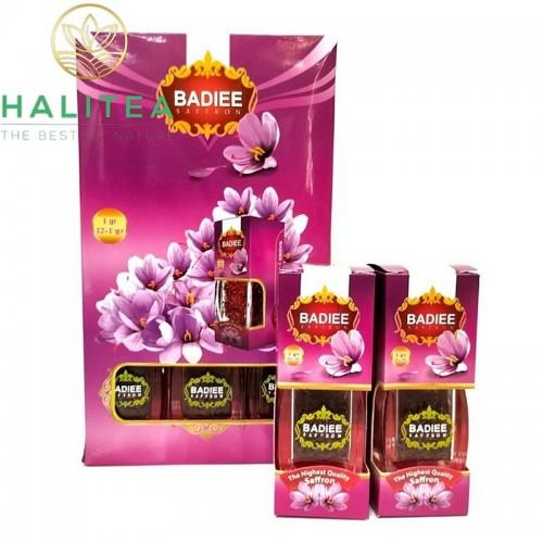 SAFFARON - Nhuỵ hoa nghệ tây chuẩn IRAN